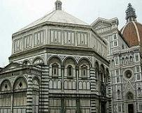 Baptistery, Florence