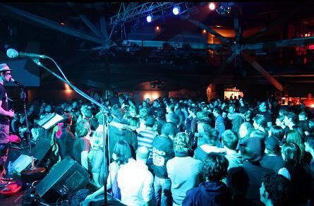 Auditorium Flog