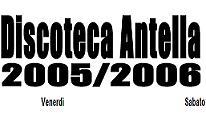 Discoteca Antella