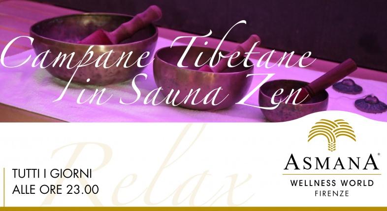 Asmana - Campane Tibetane in sauna ZEN