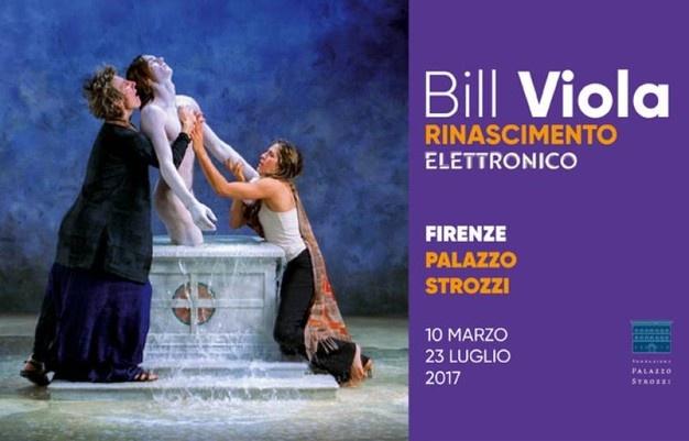 Bill Viola Rinascimento elettronico