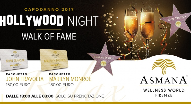 Capodanno - Hollywood Night