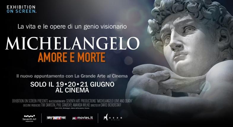 Docu-film su Michelangelo Buonarroti: Amore e Morte