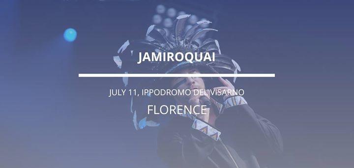 jamiroquai a Firenze!!