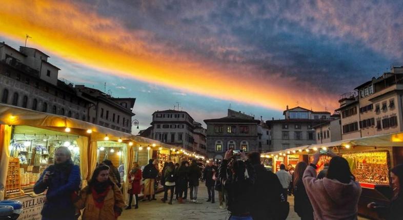 Mercatini di Natale  2018 a Firenze