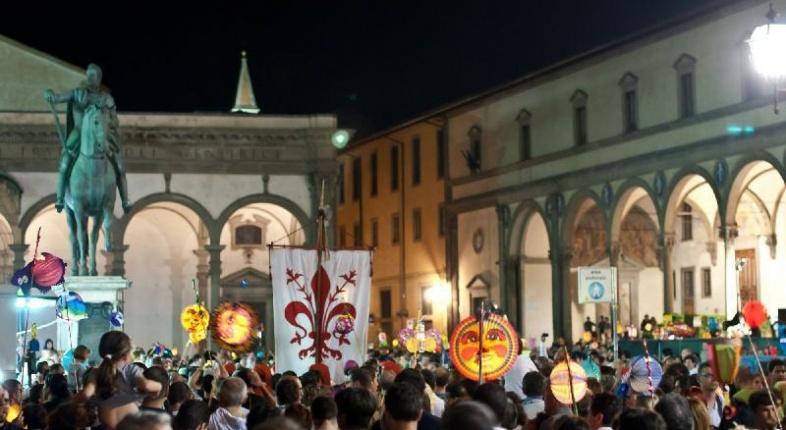 Rificolona la storica fiorentina
