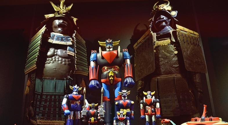 Robot Fever: mostra dei samurai e robot al museo Stibbert