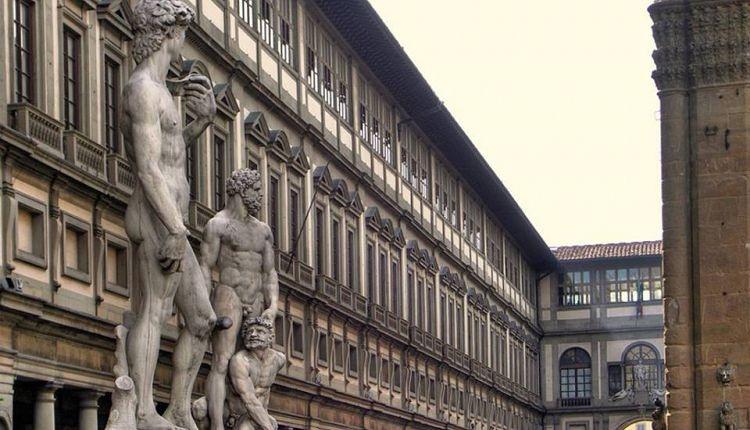 Uffizi live!