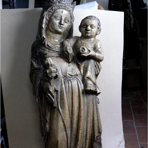 Massimiliano Corsi restauro