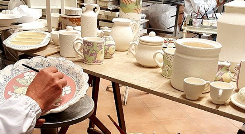 Ceramiche d'Arte Parrini