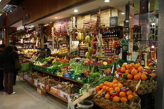 Mercato centrale firenze for Piani di casa a buon mercato