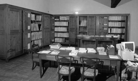 Archivio storico della Guardaroba