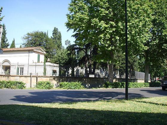 Cimitero degli Inglesi