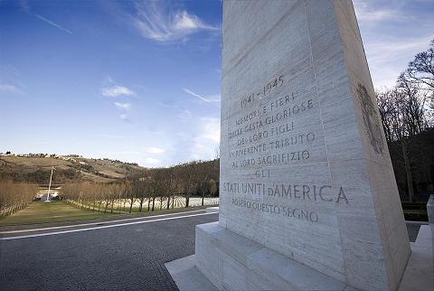 Cimitero Militare Americano