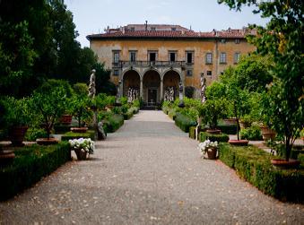 Giardino di Palazzo Corsini al Prato