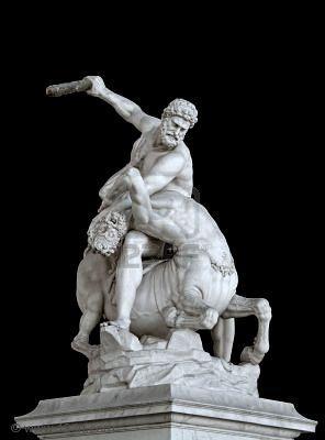 The Termini statues