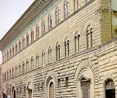 Palast Medici Riccardi