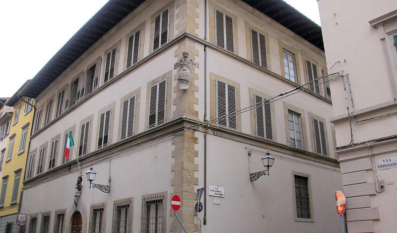 La maison de Buonarroti