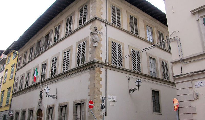 Buonarroti's house