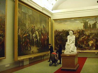 Modern Art Gallery Museum