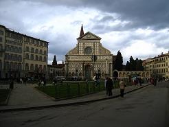 Platz Santa Maria Novella