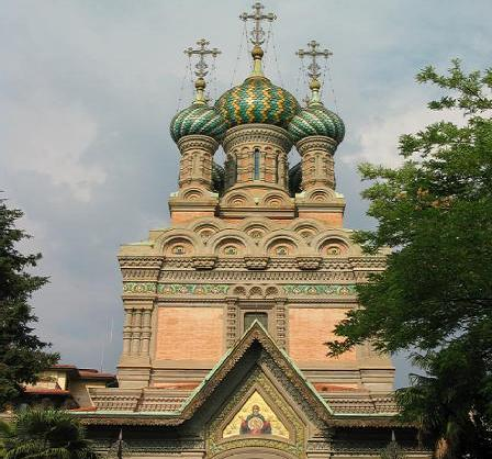 Église Orthodoxe Russe