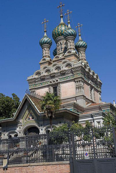 Russisches Orthodoxes kirche