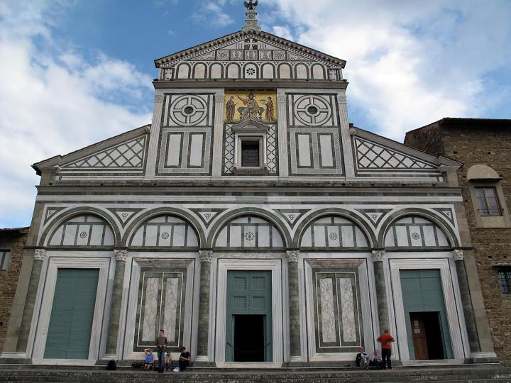 San Miniato church