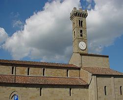 Chiesa San Romolo Fiesole