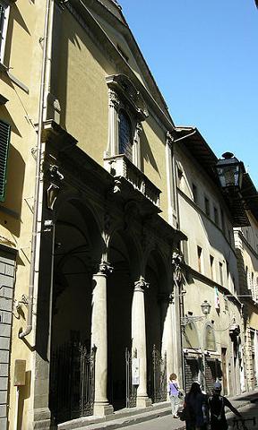 Santa Maria dei Ricci church