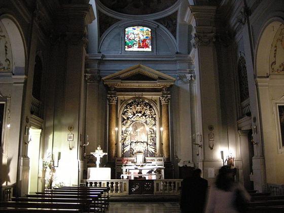 Santa Margherita in Santa Maria dei Ricci Firenze