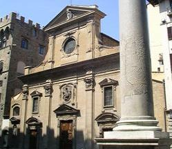 Église Santa Trinita