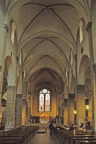 Santa Trinita kirche
