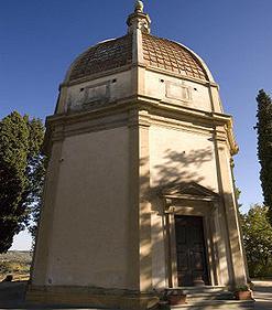 Chiesa Semifonte Barberino Val d'Elsa