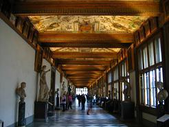 Galerie De Uffizi