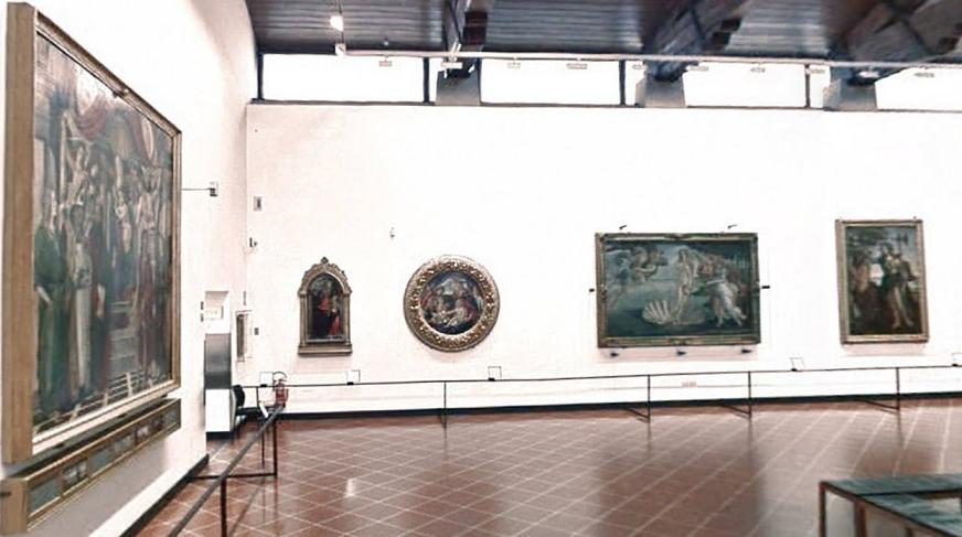 Uffizi Gallery